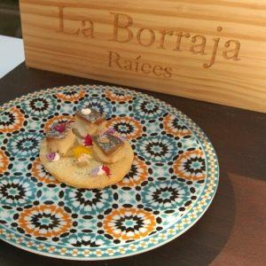 La Borraja placed third