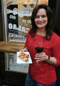 Wine & Tapa Tasting in Northern Spain, pintxos, calle Laurel, Logroño