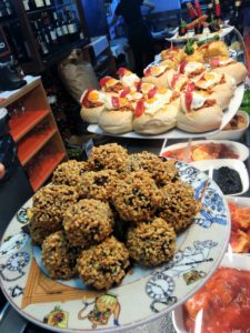 Haro, tapas, pinchos, Wine & Tapa Tasting in Northern Spain