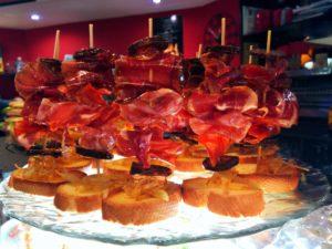 Wine & Tapa Tasting in Northern Spain